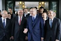 İSMAIL KAHRAMAN - Cumhurbaşkanı Erdoğan'dan İBB'ye Ziyaret