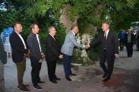 MECLIS BAŞKANı - Dinar Ticaret Ve Sanayi Odası Üyeleri İftar Yemeğinde Buluştu