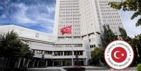 10 MAYıS - Dışişleri'nden Füze Saldırısına Uğrayan Türk Gemisi Hakkında Açıklama