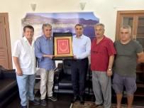 MUSTAFA HARPUTLU - DTO'dan Alanya'ya Teşekkür Ziyareti