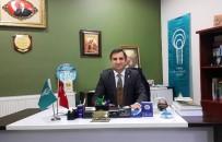 ZİYA PAŞA - Ertaş'tan Cumhurbaşkanına Milletbahçe Teşekkürü
