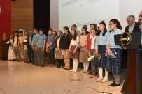VALİ YARDIMCISI - Gümüşhaneler Okuyor Projesi Ödül Töreni Düzenlendi
