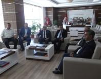 POLİS NOKTASI - İl Emniyet Müdürü Urhal'dan MTB'ye Ziyaret