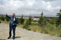 MILLIYETÇILIK - Isparta'da Çöp Depolama Alanı Çevresi Ormana Dönüştü