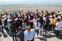 İzmir'den Gelen 100 Öğrenci Elazığ'da Ağırlandı