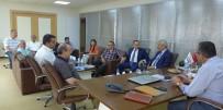 GENÇ GİRİŞİMCİLER - Kaymakam Aksoy'dan Kuşadası Ticaret Odası'na Ziyaret