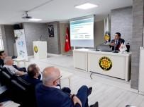 MECLIS BAŞKANı - Kdz. Ereğli TSO Üyelerine Hibe Ve Kredi Destekleri Anlatıldı