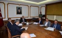 VALİ YARDIMCISI - Kırşehir'de 31. Ahilik Haftası Kutlama Programı Görüşmeleri Başladı