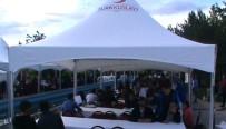 TÜRK KıZıLAYı - Kızılay'dan Ramazan Ayı Süresince Binlerce Kişiye İftar