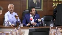 İHRACAT REKORU - 'Kurla İlgili Türkiye Bir Spekülasyon Yaşıyor'