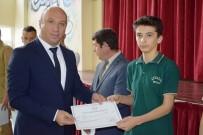 ANADOLU LİSESİ - 'Meslek Lisesi Öğrencileri Ailelerimizle Buluşuyor' Projesi Ödül Töreni