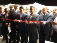 MEHTERAN TAKıMı - MHP Ereğli'de Seçim İletişim Otağı Açtı