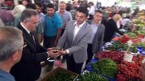 GRUP BAŞKANVEKİLİ - MHP Grup Başkanvekili Akçay'dan Cumhurbaşkanı Adayı İnce'ye Eleştiri