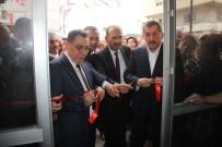 KURBAN KESİMİ - MHP  İlk Seçim Bürosunun Açılışını Gerçekleştirdi