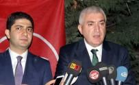 İSMAIL ÖZDEMIR - MHP Kayseri İl Teşkilatı Basın Mensupları İle İftarda Bir Araya Geldi