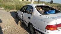 Midyat'ta Trafik Kazası Açıklaması 1 Ölü