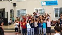 Milli Kaleci Tolga Zengin Öğrencilerle Buluştu