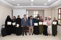 ÖĞRETİM ÜYESİ - Muratpaşa Mahallesi Müştak Baba Bilgi Evinde Sertifika Töreni