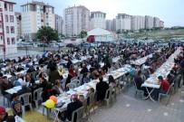NEVŞEHİR BELEDİYESİ - Nevşehir'de İlk Kez Mahalle İftarı Yapıldı