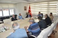 SELAMI KAPANKAYA - Niksar'da Seçim Güvenliği Toplantısı Yapıldı