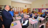 OSMANIYE VALISI - Osmaniye'de Açılan Okuma Yazma Kursları İlk Mezunlarını Verdi