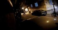 (Özel) Motosiklet Hırsızlarına Tabancayla Ateş Edip Peşlerinden Kovaladılar