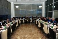 PEYAMİ BATTAL - Rektör Battal Üniversite Personeliyle İftarda Buluştu