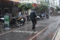 ZABıTA - Sağanak Yağmur Etkili Oldu