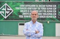 İÇEL İDMANYURDU - Sakaryaspor Başkanı Gürses Açıklaması 'Üst Lige Çıkarsak Sakaryaspor Örnek Kulüplerden Biri Haline Gelecek'