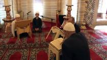 SELIMIYE CAMII - Selimiye'nin Genç Hafızları Mukabele Geleneğini Sürdürüyor