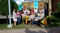 OKUL ZİYARETİ - Sincan Lale Anaokulu Yurt Dışından Konukları Ağırladı