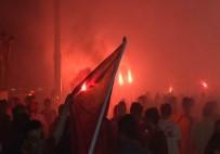 SÜPER LIG - Taksim'de Şampiyonluk Coşkusu