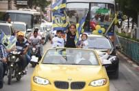 TARSUS İDMAN YURDU - Tarsus İdman Yurdu Şampiyonluğu Kutladı