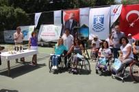 BODRUM KAYMAKAMI - Tekerlekli Sandalye Türkiye Tenis Şampiyonası Sona Erdi