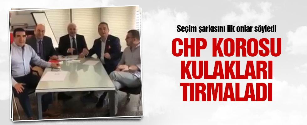 Tezcan ve Özkan seçim şarkısını seslendirdi