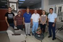 TÜRKIYE SPOR YAZARLARı DERNEĞI - TSYD Adana Şubesi Ve Balcalı Hastanesi Sağlıkta İşbirliği Yaptı