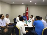 ÖĞRENCİ SERVİSİ - TÜMSİAD, Servis Taşımacılarıyla Milli Eğitim Müdürlüğünü Buluşturdu