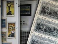 DOKUNMATIK EKRAN - Türk pullarının 155 yıllık serüveni PTT Pul Müzesi'nde sergileniyor