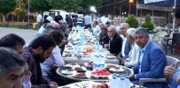 ÜLKÜ OCAKLARı - Türkav'ın İftarında MHP Ve Kamu-Sen Üyeleri Bir Araya Geldi