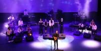 TÜRK HALK MÜZİĞİ - Üniversitede 'Caz'dan Hicaz'a Konseri