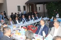 MEHMET AKTAŞ - Vali Aktaş, Mahalle Muhtarlarıyla İftarda Buluştu