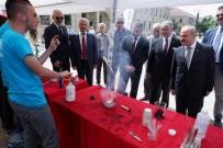 ESKİŞEHİR VALİSİ - Vali Çakacak, 16'Ncısı Gerçekleştirilen Bilim Proje Fuarı'nı Gezdi