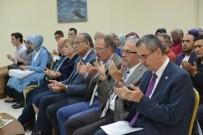 ÖĞRETIM GÖREVLISI - Vefatının Yıldönümünde Prof. Dr. İbrahim Sarıçam Anıldı