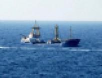 ROKET SALDIRISI - Yemen'de Türk gemisine saldırı