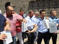 ZABıTA - Yenişehir Belediyesinden 500 Kişiye İkram