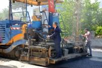 İÇME SUYU - Zile'de 50 Bin Metre Kare Asfalt