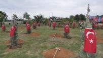 Afrin Şehitleri İçin Trabzon'da Hatıra Ormanı Oluşturuldu