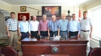 TERMİK SANTRAL - AK Parti Adayı Özkan'dan Soma'daki STK'lara Ziyaret