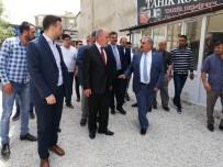 HALIL ETYEMEZ - AK Parti Ereğli'de Seçim Çalışmalarına Başladı