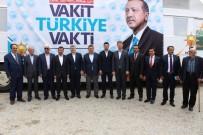 AK Parti Konya Seçim Çalışmalarına Taşkent'ten Başladı